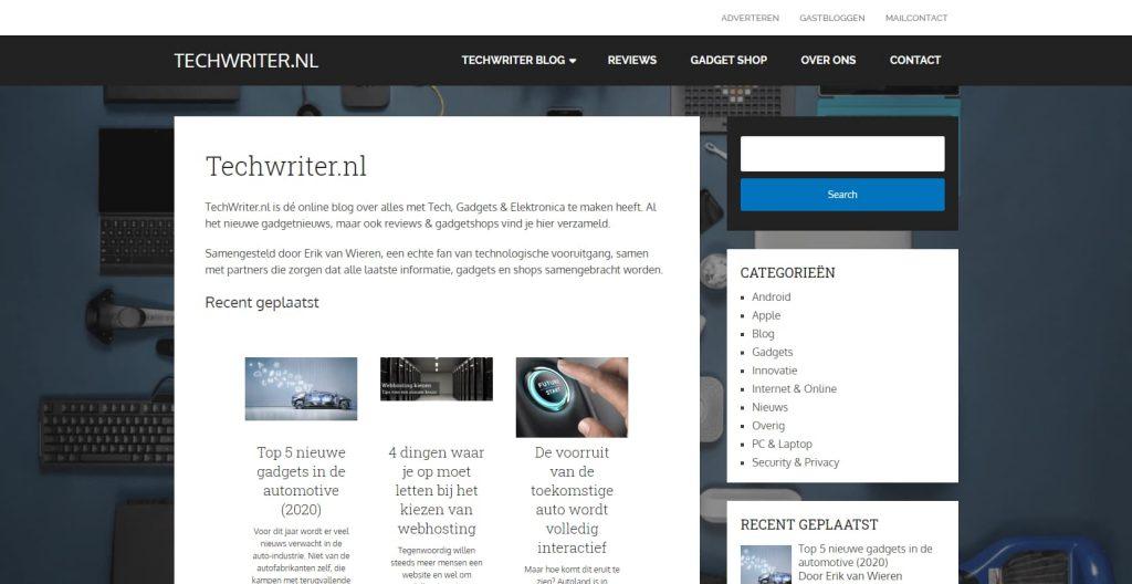 TechWriter.nl